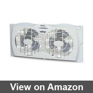 small window fan for bathroom