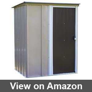 small shed for garden tools