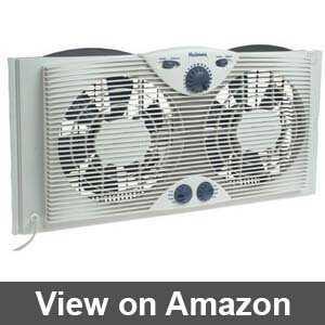 window fan for small window