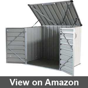 fire resistant sheds
