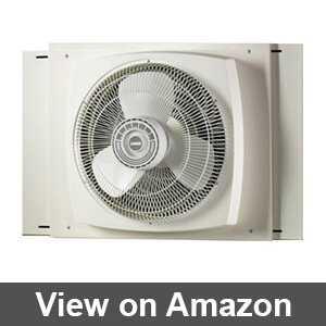 window fan for casement window