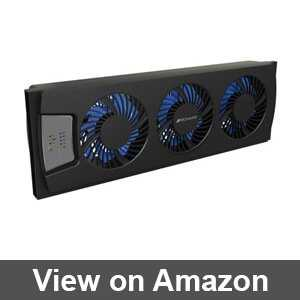 window fan for vertical slider