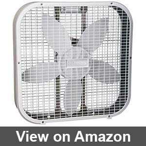 best 20 inch box fan