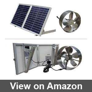 solar attic fan consumer reports