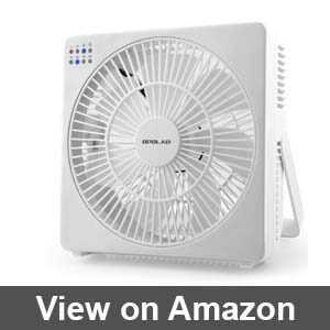best price box fan
