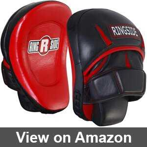winning punch mitts