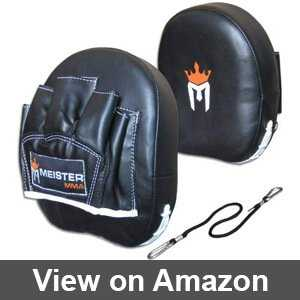 mma punch mitts