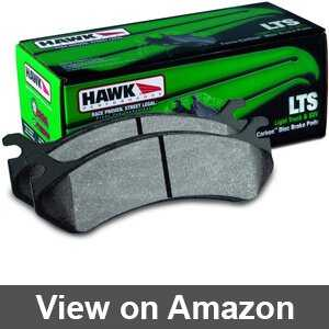 Heavy Duty Brake Pads For Towing
