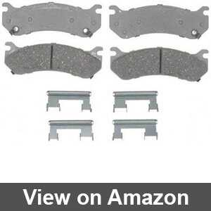 Ceramic Vs Semi Metallic Brake Pads For Towing
