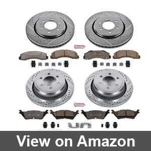 Ceramic Brake Pads For Towing