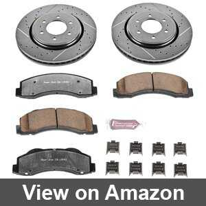 Best Brake Pads For Tundra Towing