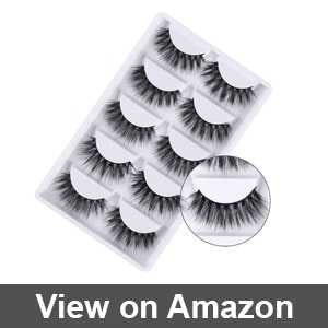 Best Natural False Eyelashes