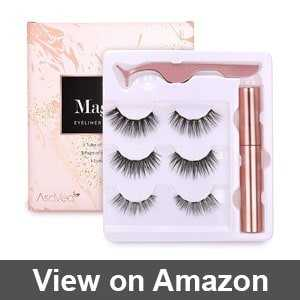 Magnetic Eyelashes Amazon
