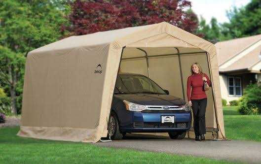 10 Best Portable Garage Reviews for 2020