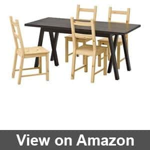 Ikea Wood Dining Table