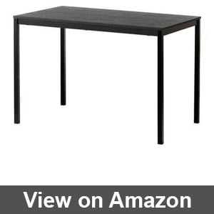 Ikea Black Dining Table
