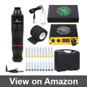 Best Beginner Tattoo Kit