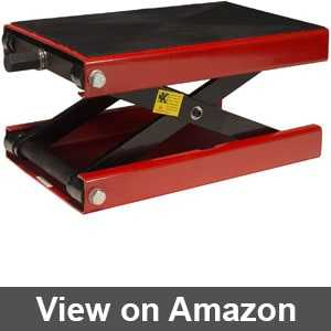 Best Motorcycle Jack Stand