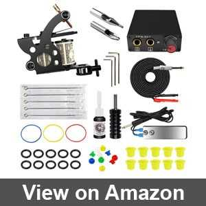 Best Tattoo Kits On Amazon