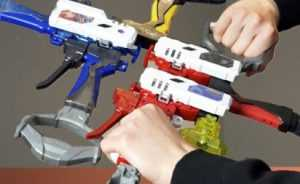 Best Beyblade launcher