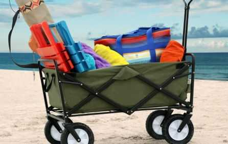 Best Folding Wagons Buying Guide for 2020