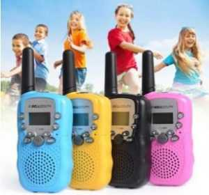 Best Walkie Talkie for Kids