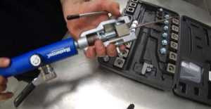 Use a Brake Line Flaring Tool