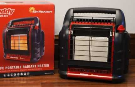 Best Portable Propane Heaters Buying Guide for 2020