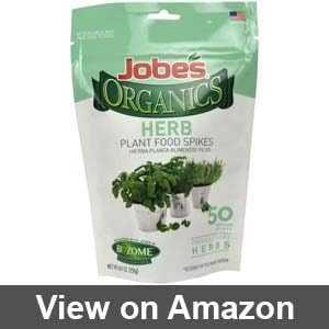 Organic fertilizer for plants