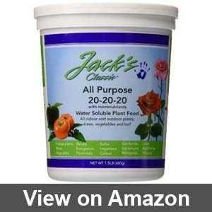 Natural fertilizer for plants