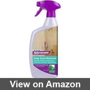 Best bathroom cleaner for soap scum