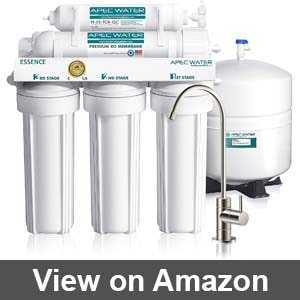 Best home water filter system