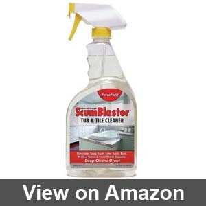 Best soap scum spray