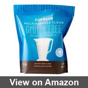 Gluten free flours for baking