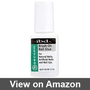 Best nail glue for natural nails