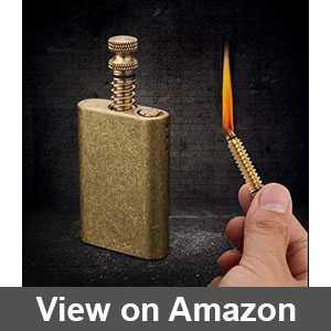 vintage pipe lighter