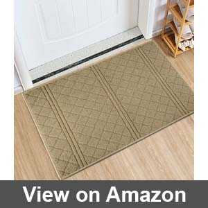 Best indoor front door mat