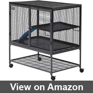 critter nation rat cage