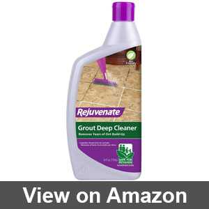 Best grout cleaner for shower