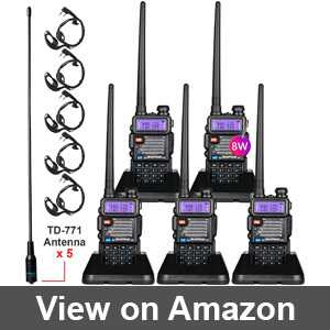 Baofeng digital radio