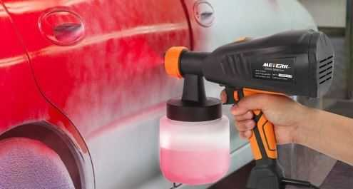 Best Electric Paint Sprayers For Cars in 2021