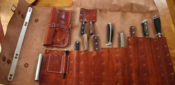Best Knife Rolls for Chef's Safety in 2021