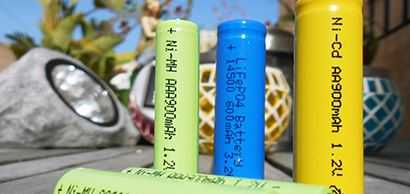 Best Rechargeable Batteries For Solar Lights in 2021