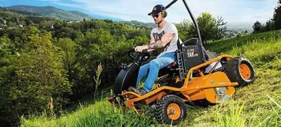 Best Riding Lawn Mower For Rough Terrain in 2021