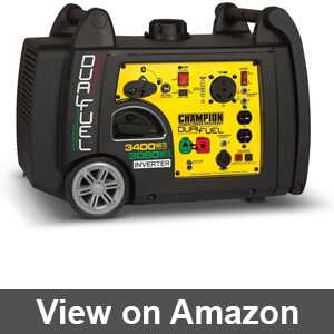 Best Electric Start generator