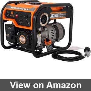 dual fuel portable generators