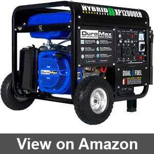 Best 12000 Watt Dual Fuel generator