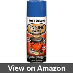 Engine Enamel Spray Paint